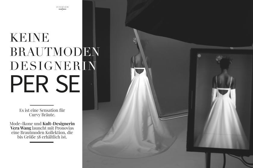 Brautkleider in Plus Size | Vera Wang für Pronovias