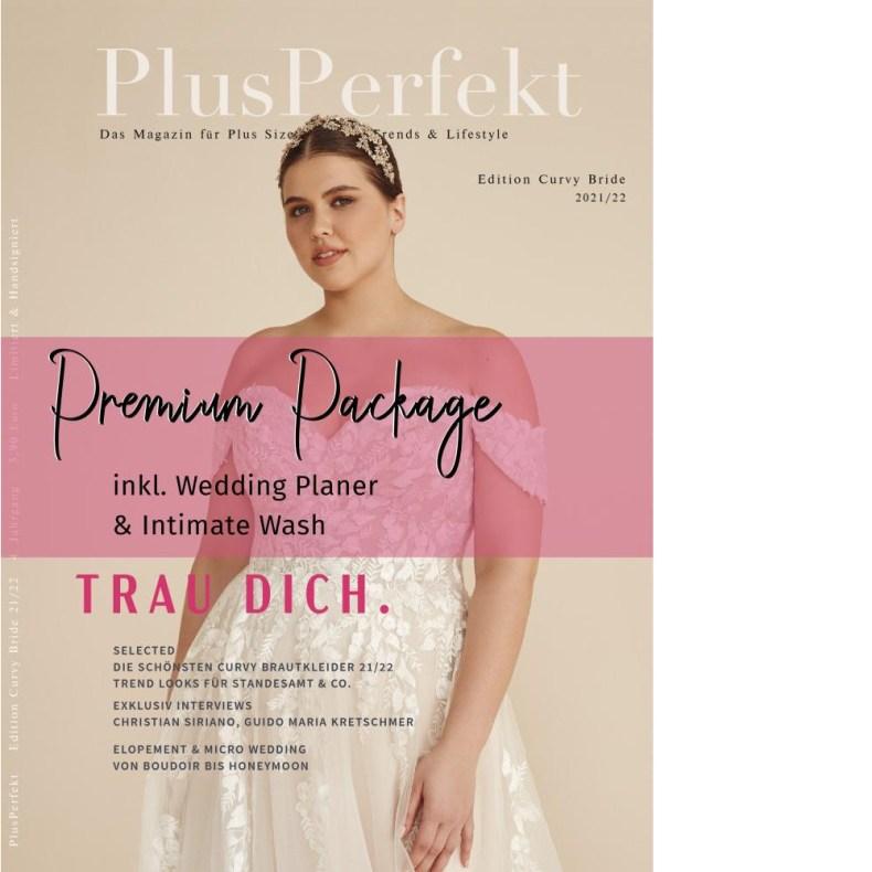 Hochzeitskleider und Brautmode für Curvys, Mollige und Plus Size Frauen