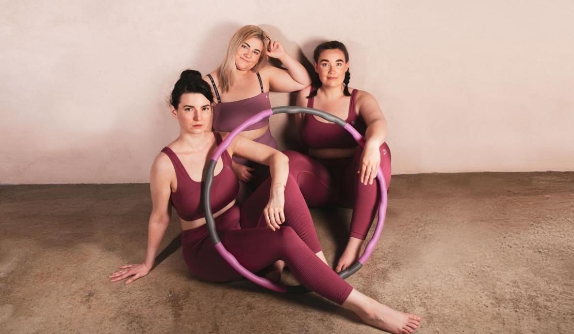 Curvy Hula Hoop - Der Feelgood Fitness Trend