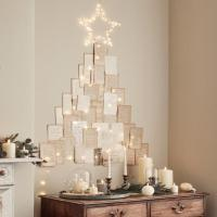 DIY: So zauberhaft kann eine Alternative zum klassischen Weihnachtsbaum sein