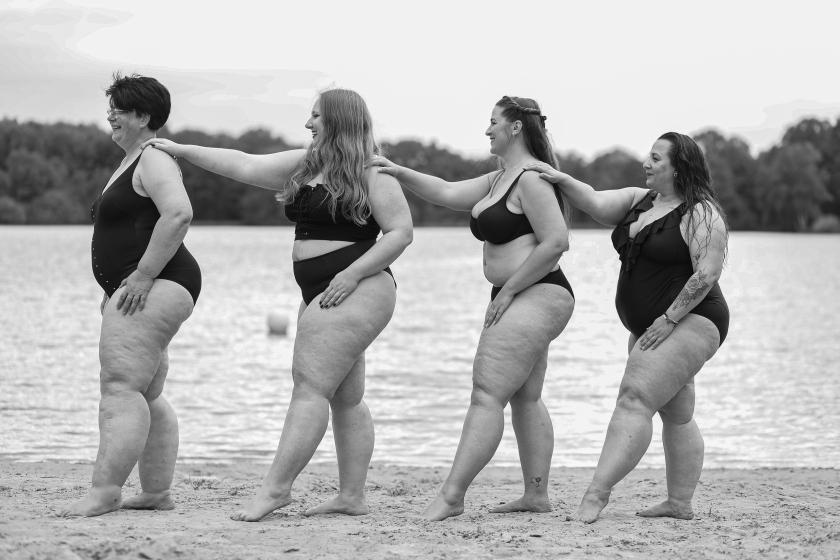 Britta, Denise, Sabrina & Janine | Foto: Melanie Grabowski