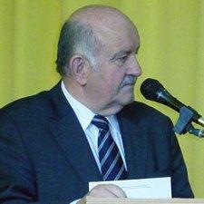 Stadtverordnetenvorsteher Wolfgang Nickel