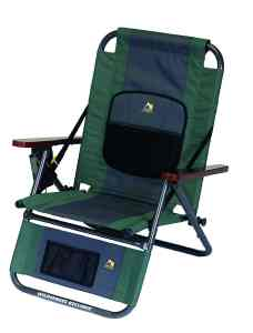 Lawn Chairs For Heavy Person - GCI Outdoor Wilderness Recliner Backpack Outdoor Chair