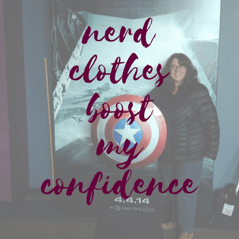 Nerd Out with Plus Size Confidence