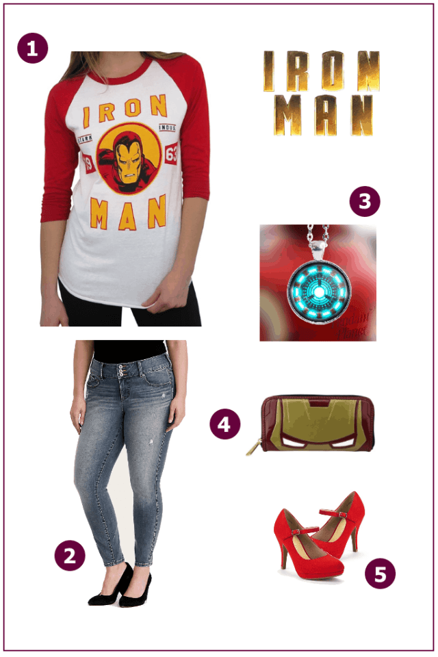 Iron Man Outfit