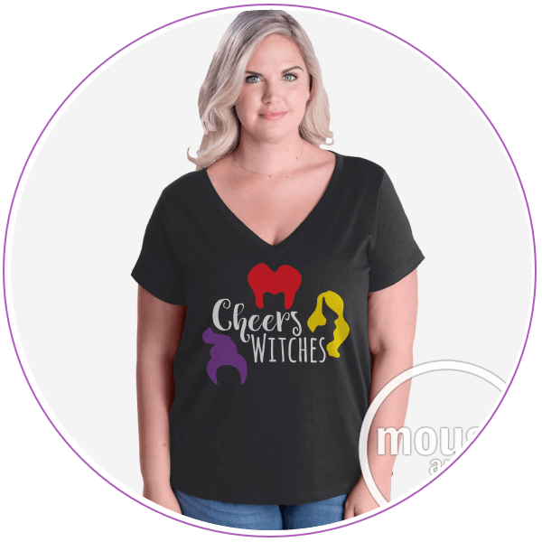 Plus Size Disney Hocus Pocus Shirt