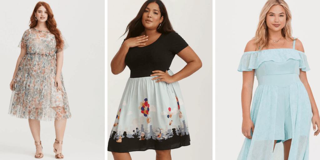 Plus Size Disney Dresses for Spring