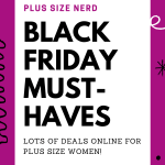 Black Friday Plus Size