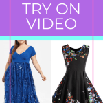 DressLily Plus Size Dresses Try On