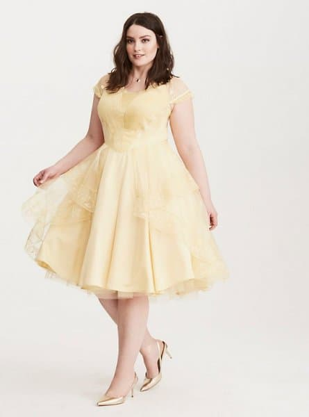 Plus Size Belle Gown or Dress