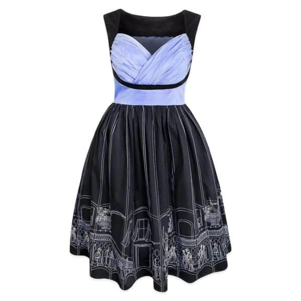 Plus Size Disney Parks Haunted Mansion Dress
