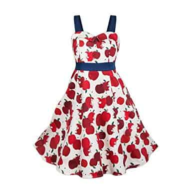 Plus size DisneyParks Snow White Apple Dress
