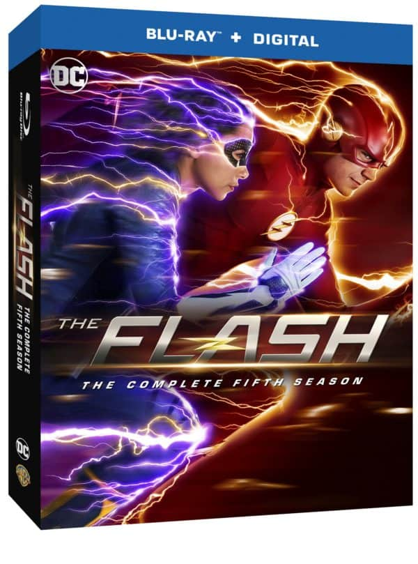 The Flash S5 BD Box Art1