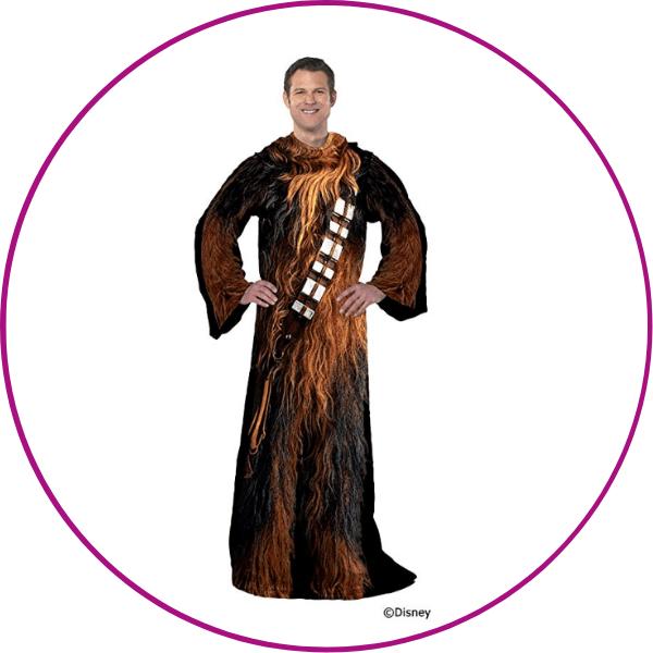 Chewbacca Blanket