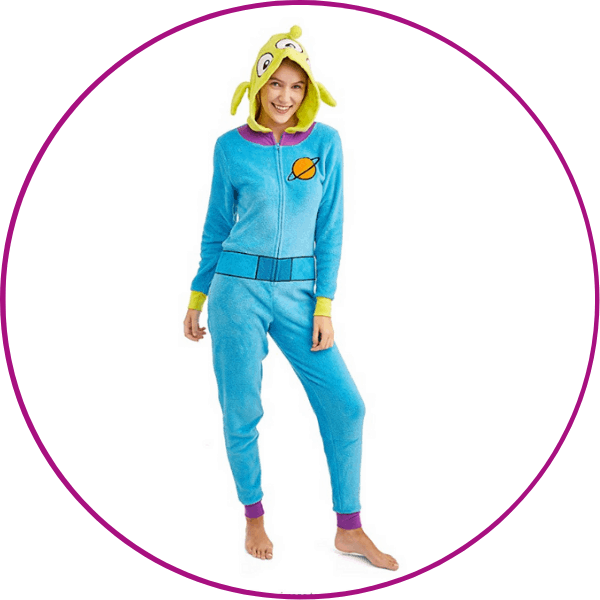 Plus Size Disney Onesie