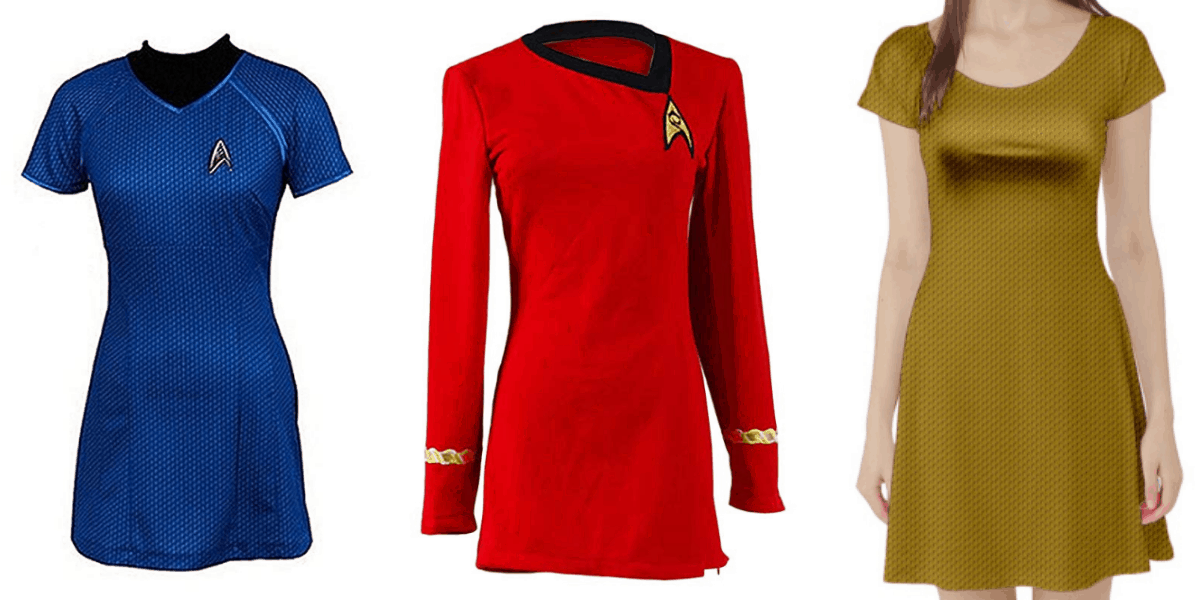 Star Trek Dress for Plus Size Women