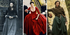 Plus Size Claire Fraser