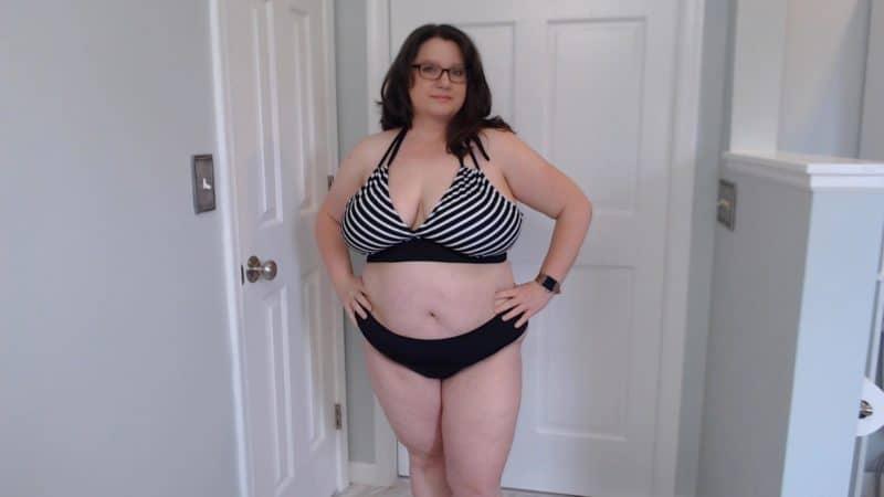 Plus Size Bikini Meet.Curve