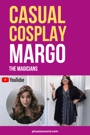 Cosplay Margo The Magicians