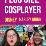 Plus Size Cosplayer