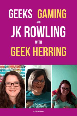 Geek Herring Interview