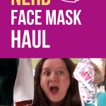 Nerd Face Masks