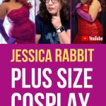 Jessica Rabbit Plus Size Cosplay
