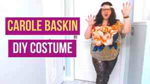 Carole Baskin DIY Costume