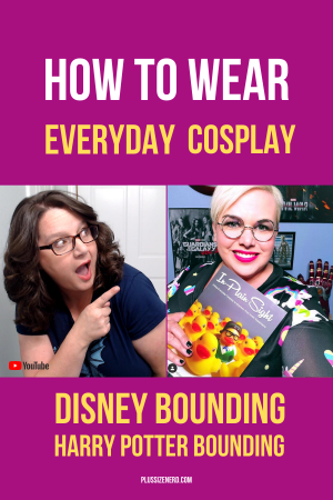 How to Wear Everyday Cosplay