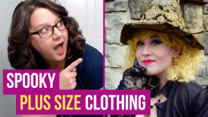 Spooky Plus Size Clothing