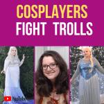 Elsa Cosplayers