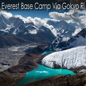 Everest Base Camp with Gokyo Lake