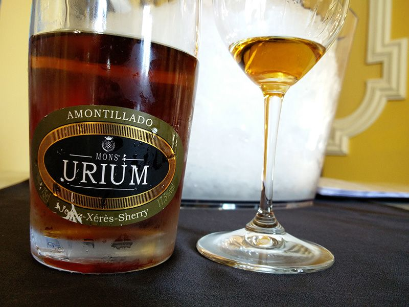 Amontillado Urium
