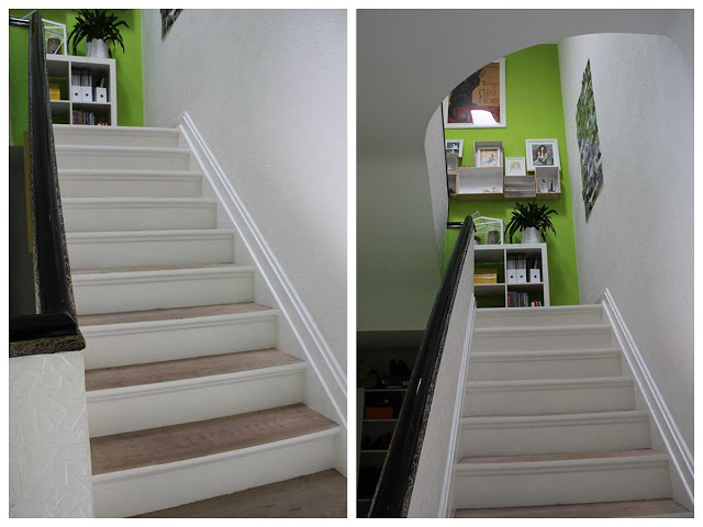 Staircase Makeover // Den trap