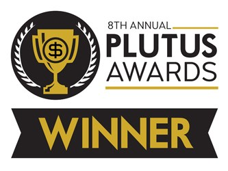 8th Annual Plutus Awards Finalist