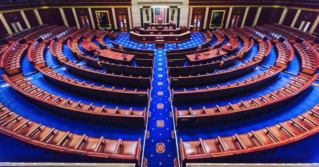 US House of Representatives Chamber