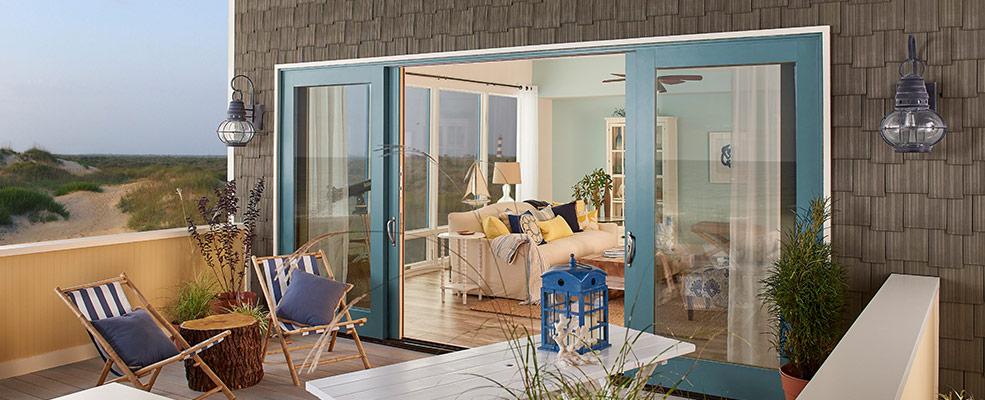 multi slide patio doors sliding
