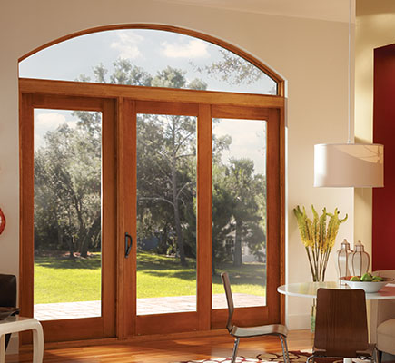 mira series patio doors ply gem