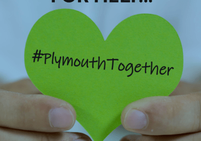 #PlymouthTogether – It's OK to ask for help…