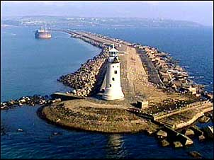PYS heritage breakwater project