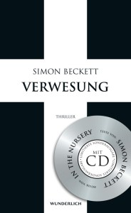 Verwesung von Simon Beckett