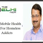 Free Mobile Health Van Homeless Addicts In Delhi