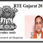 RTE Gujarat 2018-19 Eligibility Age Criteria Application Form