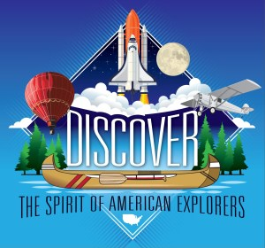 Discover graphic