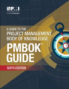 PMBOK 6th Edition 2017