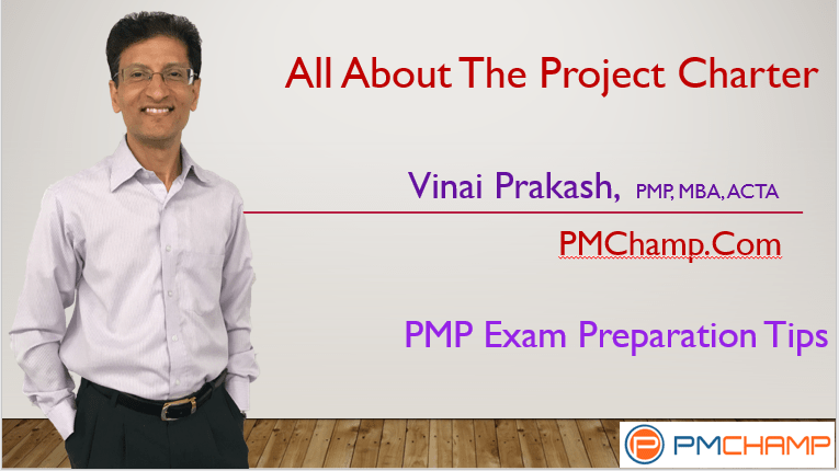 All About the Project Charter for PMP Exam