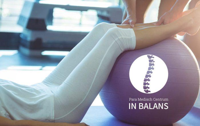 PMC In Balans Fysiotherapie en revalidatie