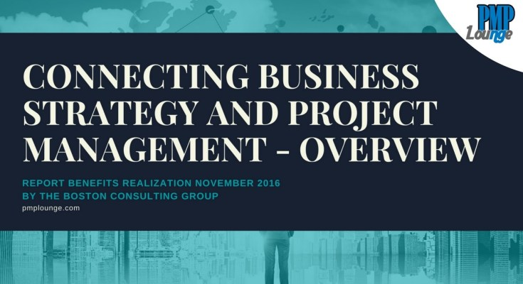 connecting business strategy and project management - Connecting Business Strategy and Project Management