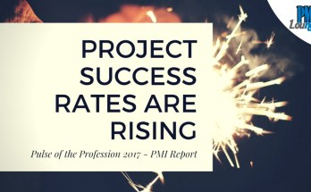 project success rates are rising - Project Success Rates are Rising!