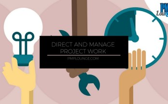 direct and manage project work - Direct and Manage Work process